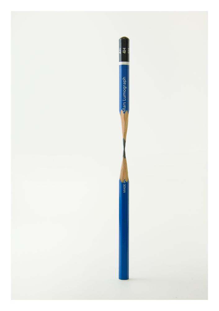 pencil [sharpen]