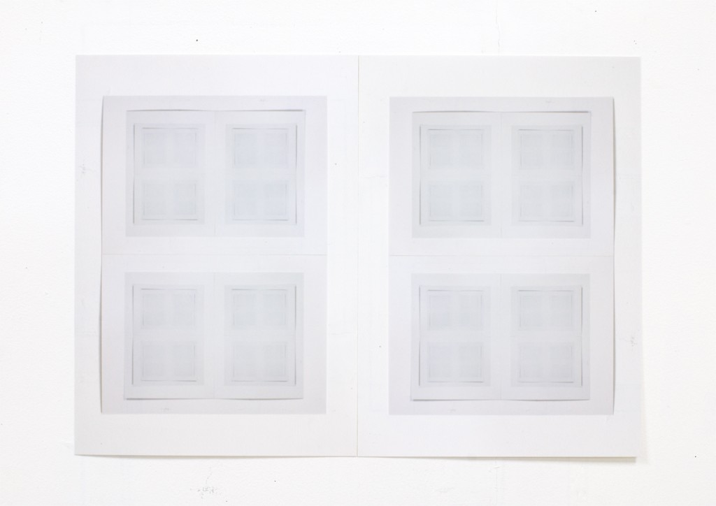 paper photograph [two division]